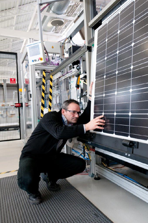 sillia photovoltaique