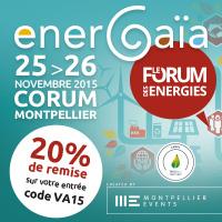 Energaia forum des énergies renouvelables