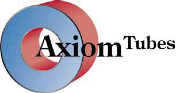 axiom tubes