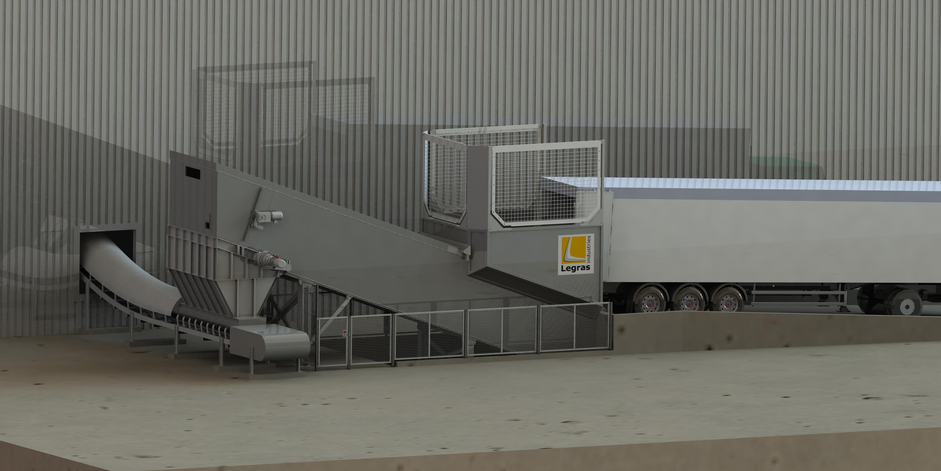 Legras Industrie : comment optimiser le coût logistique