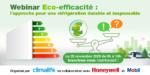 webinar eco efficacite