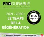 PRODURABLE : le plus grand rendez-vous européen des acteurs et solutions de l'économie durable